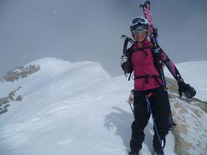 Summit Aiguille d'Argentiere