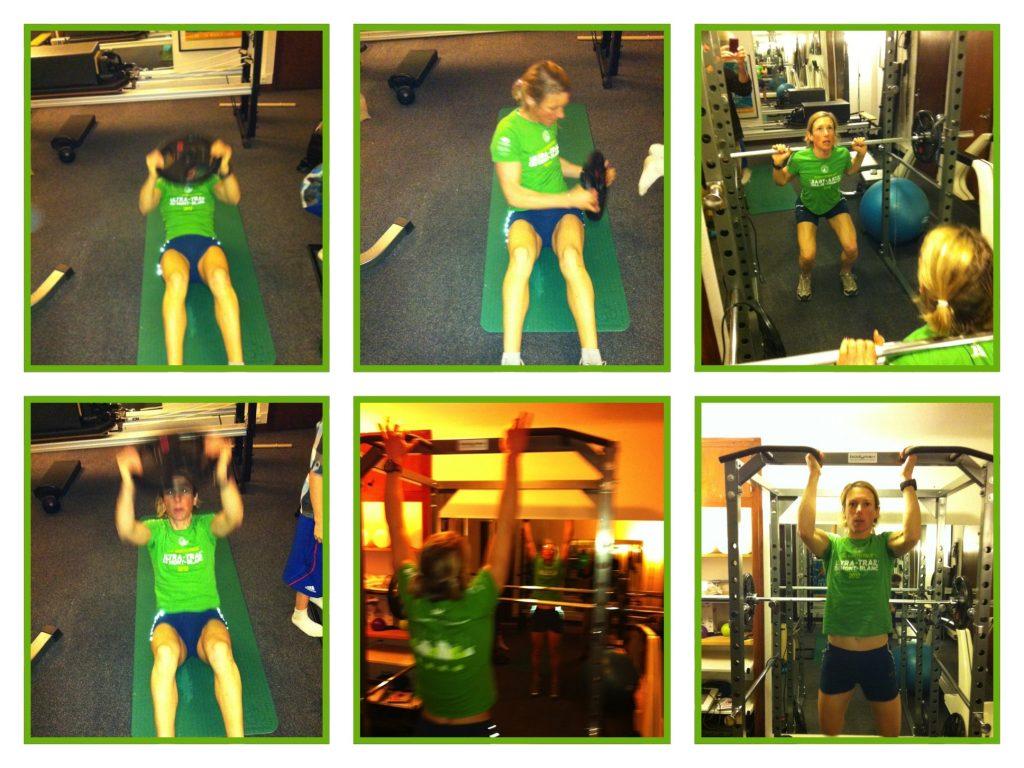 Strength Training for sprint racing
