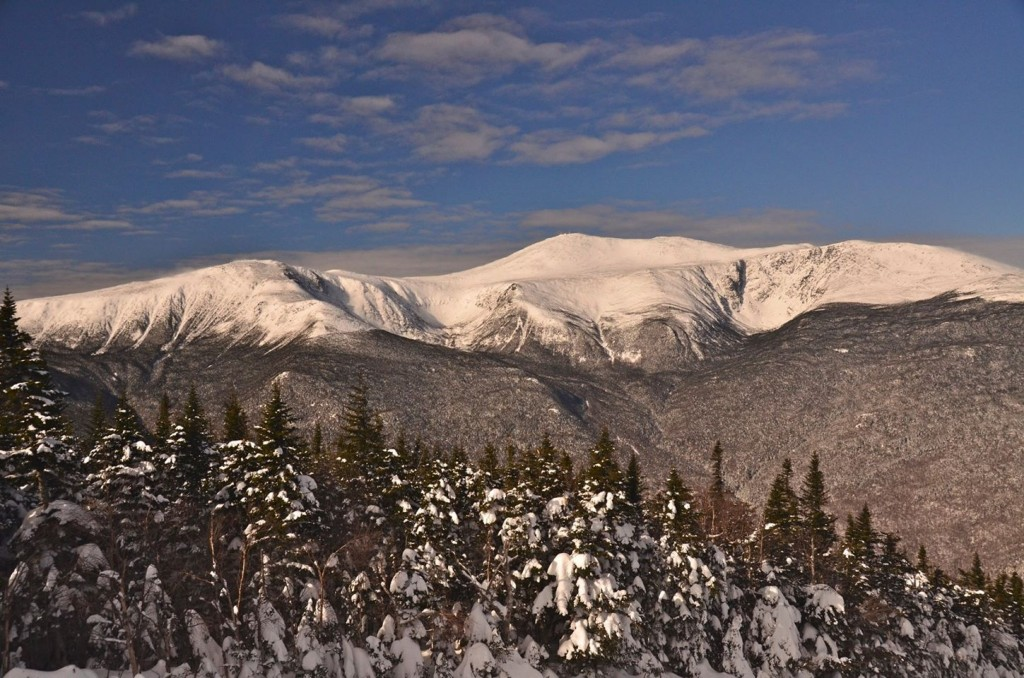 A view of Mt Washington (From Friends of Tuckermans)