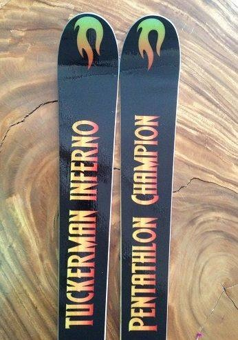 Parlor Skis - A main sponsor for the event
