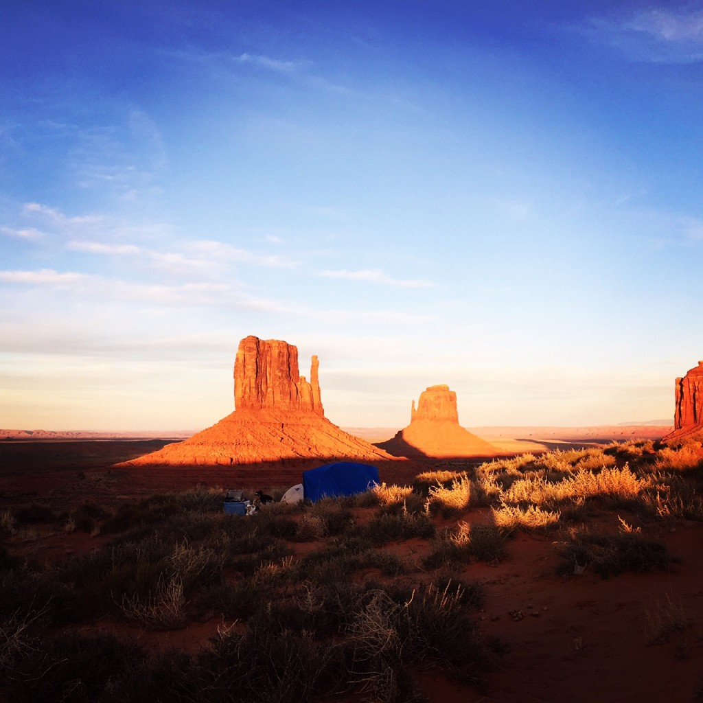The Magic of Monument Valley
